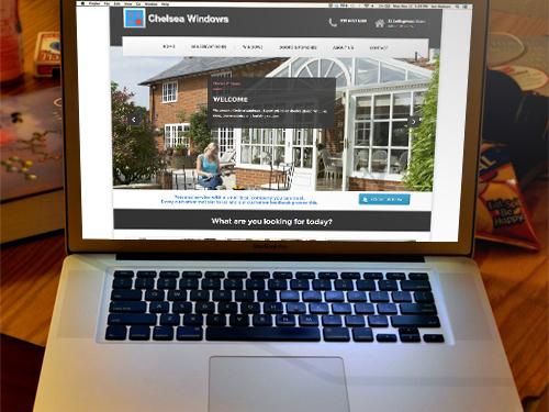 Web Design Chelsea Windows
